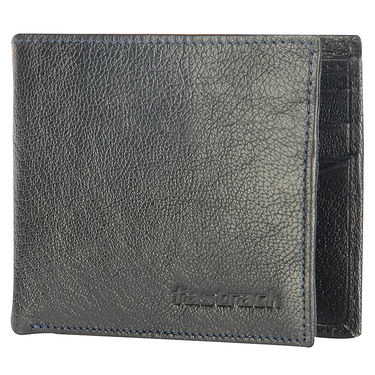 Fastrack Leather Wallets For Men_C0370lbk01 - Black