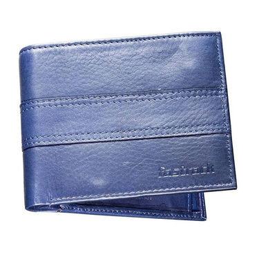 Fastrack Leather Wallets For Men_C0328lbl01 - Blue