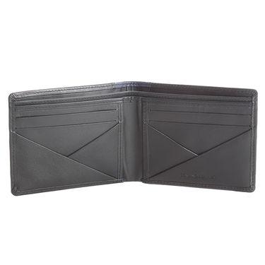 Fastrack Leather Wallets For Men_C0390lbk01 - Black