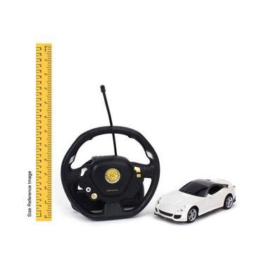 Sensor Suspended Manipulation RC Car Mini Sense Gravity White