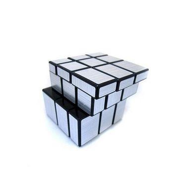 3x3 Silver Mirror Cube Puzzle