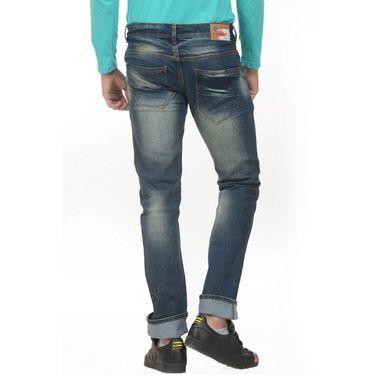 Forest Faded Slim Fit Denim Jeans_Jnfrt11 - Blue