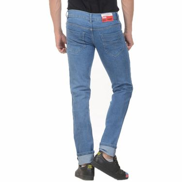 Pack of 2 Plain Slim Fit Jeans_Jnvgn12 - Blue