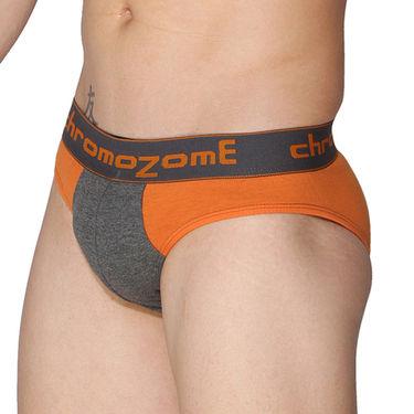 Pack of 3 Chromozome Regular Fit Briefs For Men_10045 - Multicolor