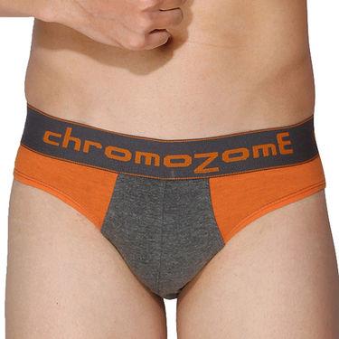 Pack of 3 Chromozome Regular Fit Briefs For Men_10050 - Multicolor