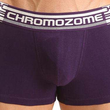 Pack of 3 Chromozome Regular Fit Trunks For Men_10252 - Multicolor