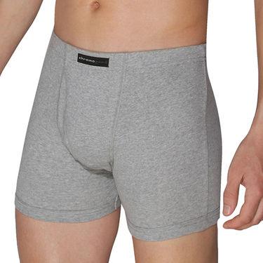 Pack of 3 Chromozome Regular Fit Trunks For Men_10336 - Multicolor