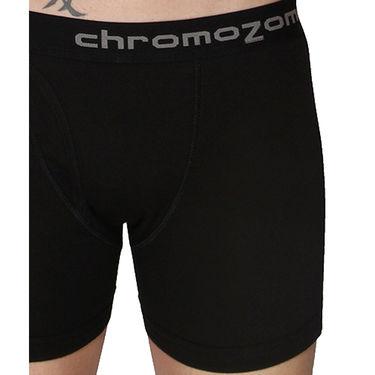 Pack of 3 Chromozome Regular Fit Trunks For Men_10350 - Multicolor
