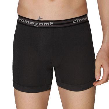 Pack of 3 Chromozome Regular Fit Trunks For Men_10380 - Multicolor