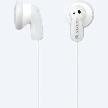 Sony MDR-E9LP In-Ear Earphones (White)