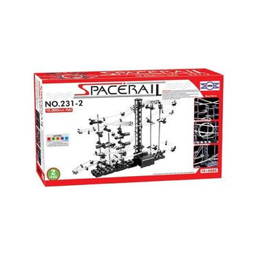 SpaceRail Marble 10000 mm Long Roller Coaster with Steel Balls - 231 Level 2