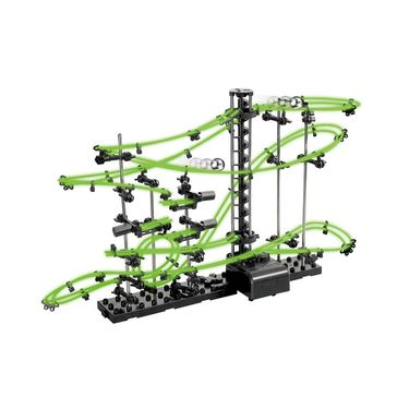 SpaceRail Marble 16000 mm Long Roller Coaster with Steel Balls - 231 Level 3