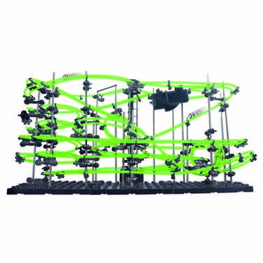 SpaceRail Marble 32000 mm Long Roller Coaster with Steel Balls - 231 Level 7