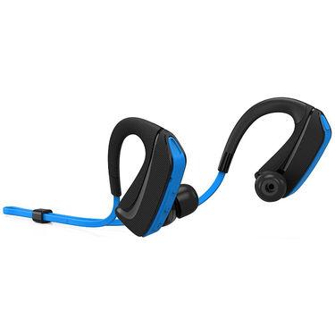 Envent LiveFit 510 Sports Bluetooth Earphone - Blue