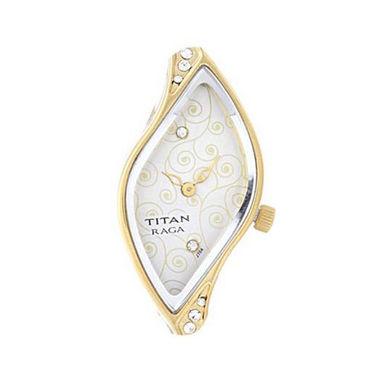 Titan Raga Stylish Watch For Women_T03 - Silver