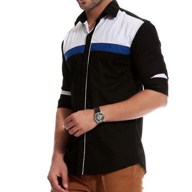 Brohood Cotton Shirt_Mfsd3004 - Multicolor