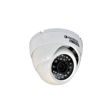 DIGISOL DG CM5220V 720P Vandal Dome AHD Camera with IR LED