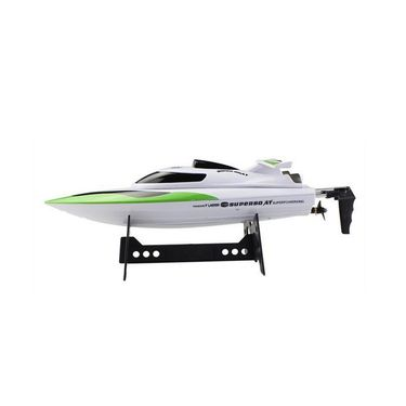 High Speed  Racing Boat with Velocity of 5.5 mtrs/sec Green