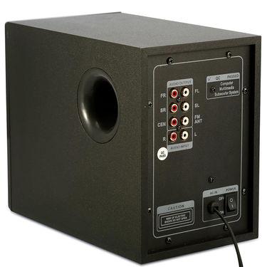 I KALL Tanyo 5.1 Speaker System - Black