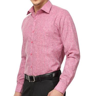 Copperline 100% Cotton Shirt For Men_CPL1193 - Pink