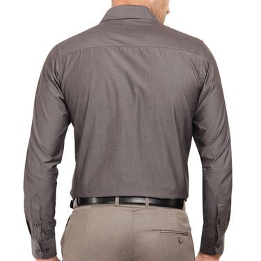 Copperline 100% Cotton Shirt For Men_CPL1209 - Grey