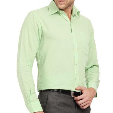 Copperline 100% Cotton Shirt For Men_CPL1211 - Green
