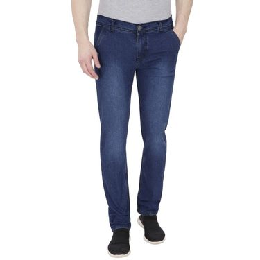 Combo of 2 Pelican Stretchable Slim Fit Jeans + 1 Cotton Shirt_Pjcs03