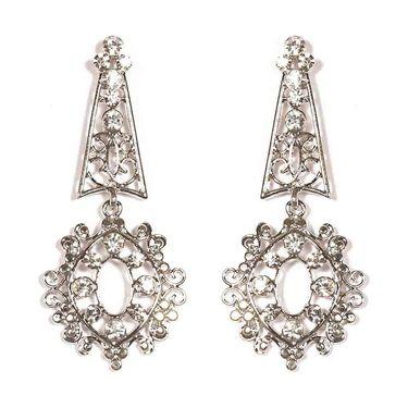 Urthn Ethnic Design Earrings_1301632