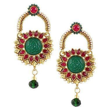 Kriaa Floral Earrings _1303725