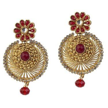 Kriaa Austrian Stone Earrings _1303779