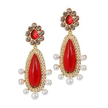 Kriaa Pearl Earrings _1303792