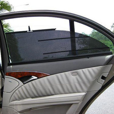 Set of 4Pcs Car Automatic Side Window Sun Shade For Polo
