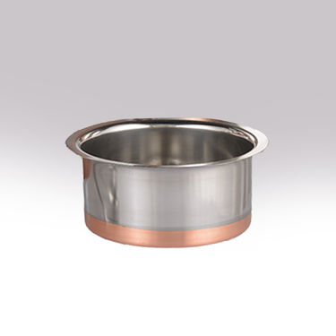 20 Pcs Mega Copper Bottom Cook & Serve Set