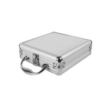 200 Pcs Poker Set with Casino Size Game Chips and Aluminium Carry Case