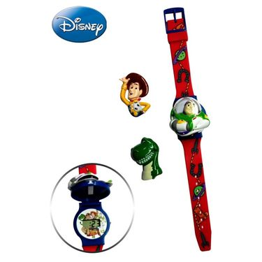Disney Toy Story Watch - Interchangeable Flip Top Covers