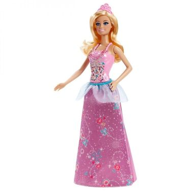 Barbie Princess Doll  Multi Color BCP16