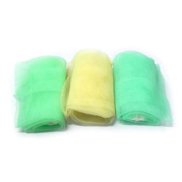 Delhi Haat 3Pcs New Stylish Fridge Bag - Green and Yellow