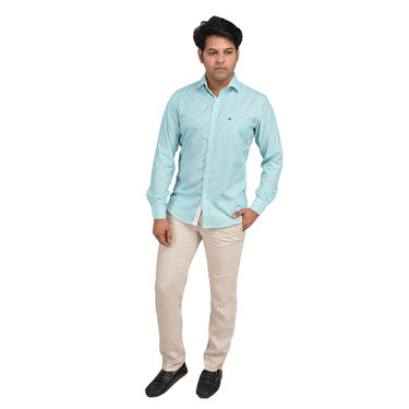 3 Readymade Linen Look Shirts by Mr. Tusker (P3F2)