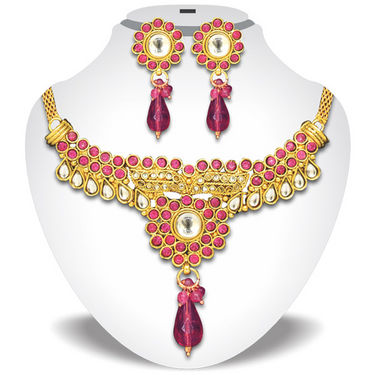 Sanskar 1 Gram Gold Plated Jewellery Collection