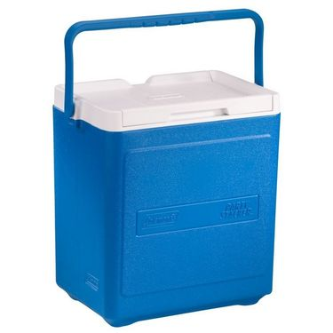 Coleman (18 Qt) 16.92 Ltrs Party Stacker Cooler - Blue