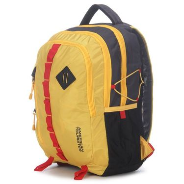 American Tourister Backpack_Buzz 1 Yellow