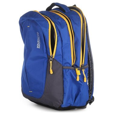 American Tourister Backpack_Buzz 6 Blue