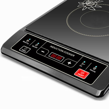 Combo of Branded Energy Efficient Induction Cooktop + 24 Pcs. Stainless Steel Dinner Set + Magic Scratch Remover Kit