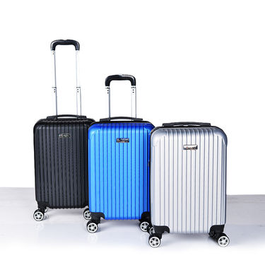 4 Wheel Trolley Luggage Bag - 55 cm