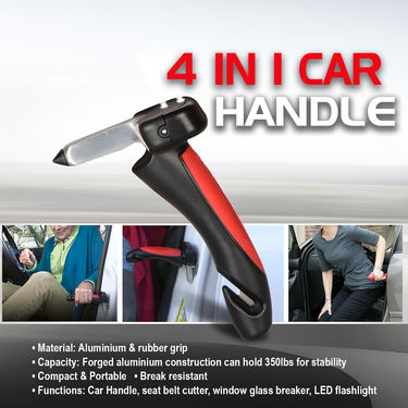 4 in 1 Car Handle