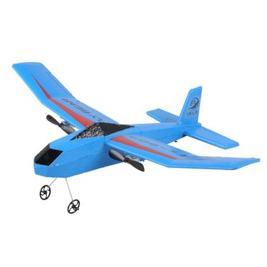 AdraxX Flybear FX-807 RC Glider - Blue