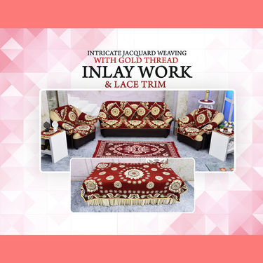 45 Pcs Living & Bed Room Combo - Pick Any 1