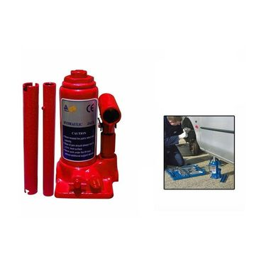 AutoStark  5 Ton Hydraulic Bottle Shaped Jack