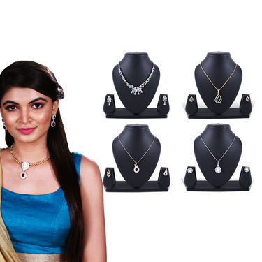 5 Austrian Diamond Jewellery Sets (5AUD1)