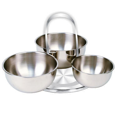 Branded 35 Pcs. Stainless Steel Storage Set